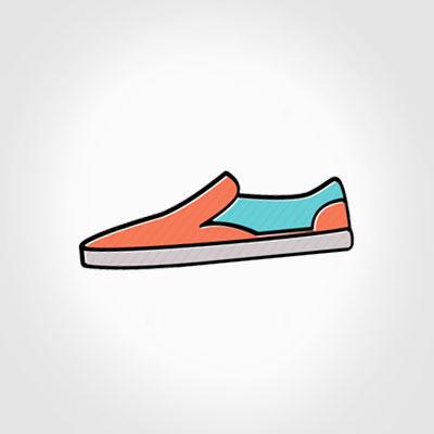 icon laundry sepatu