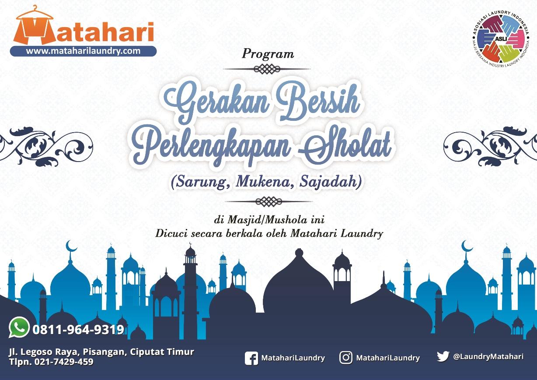 program-gerakan-bersih-perlengkapan-sholat-masjid-mushola